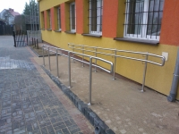 Ramps for disabled
